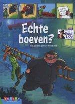 AVI-lezen met Paul van Loon  -   Echte boeven?