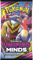 Pokémon - Sun & Moon Unified Minds Booster box pakje - Pokemon kaarten