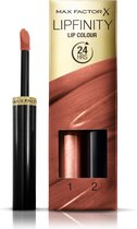 Max Factor Lipfinity Lip Colour Lipstick - 191 Stay Bronzed