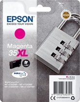 Epson 35XL - Inktcartridge / Magenta