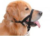Nobby Easy Leader - Hond - Anti trekhalsband - Nr. 4 - Zwart