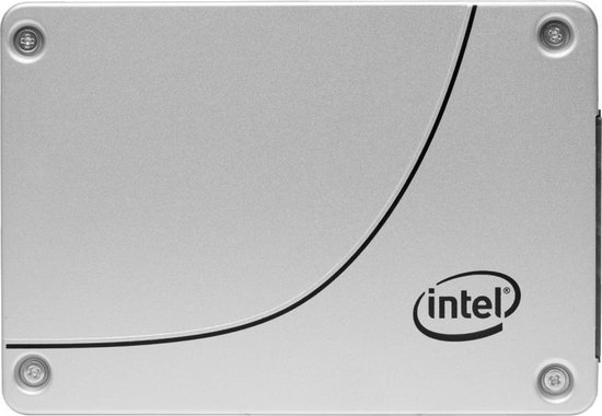 Intel Solid-State Drive D3-S4610 Series - Solid state drive - gecodeerd - 480 GB - intern - 2.5 - SATA 6Gb/s - 256-bits AES