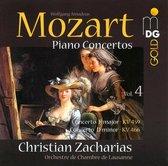 Piano Concertos Vol4: Kv459 & 466
