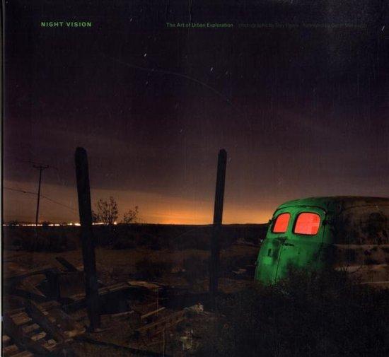 Boek cover Night Vision van Troy Paiva