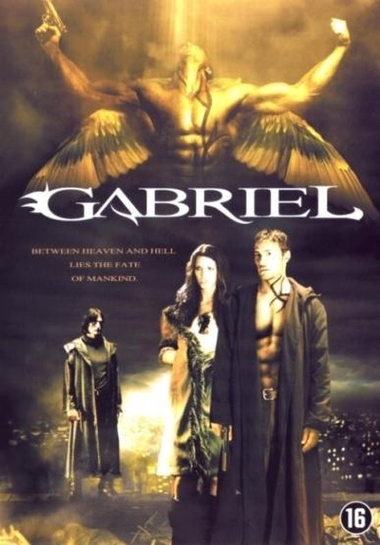 Cover van de film 'Gabriel'