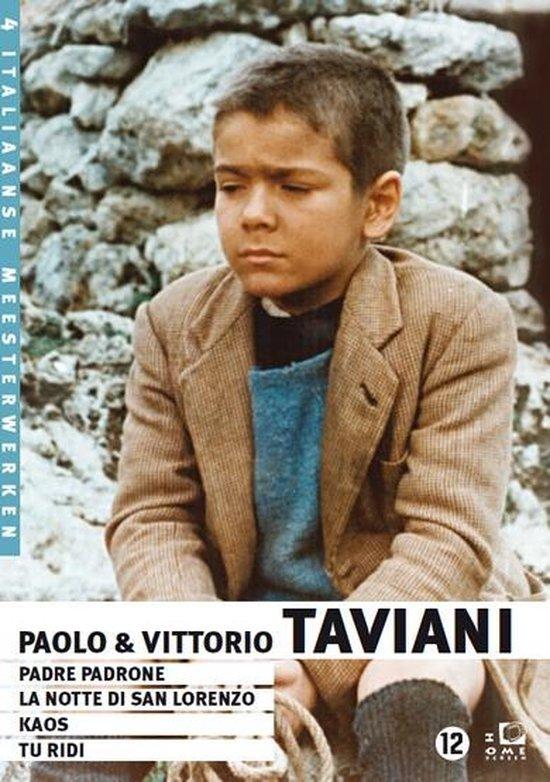 Cover van de film 'Paolo & Vittorio Taviani Box'