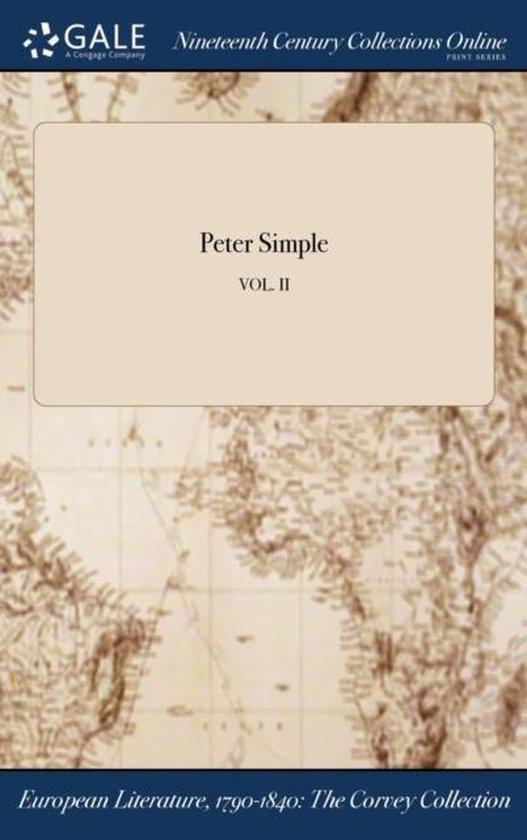 Peter Simple; Vol. II