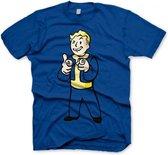 Merkloos / Sans marque Unisex T-shirt Maat XL