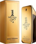 Paco Rabanne 1 Million 200 ml - Eau de Toilette - Herenparfum