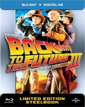 BACK TO THE FUTURE 3 (STEEL) [BD/U