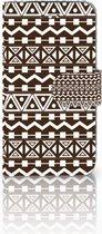 Flipcase Samsung S4 Aztec Brown