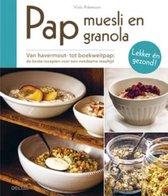 Pap, muesli en granola