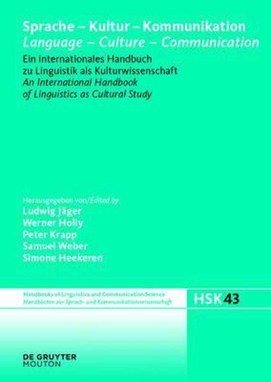 Sprache - Kultur - Kommunikation / Language - Culture - Communication
