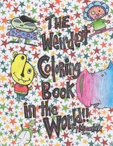 The Weirdest Coloring Book in the World!