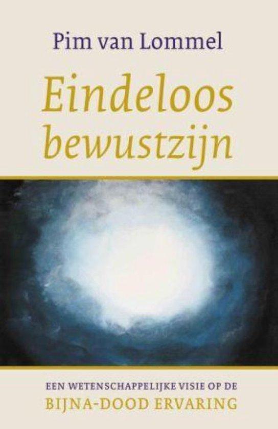 Boek cover Eindeloos bewustzijn van Pim van Lommel (Hardcover)