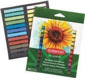 Derwent Academy kleurpotloden zacht pastel assorti (24)