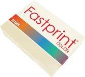 Gekleurd Papier A4 160gr FP Roomwit 250vel