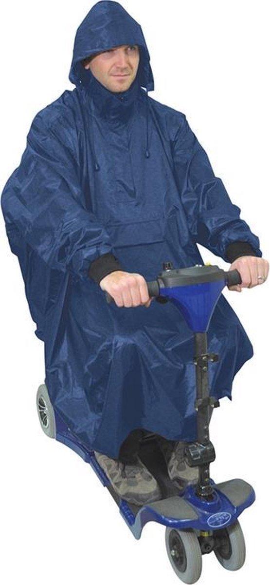 Aidapt regenjas scootmobiel - met mouwen