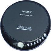 Denver DM-24 - Discman inclusief oordopjes - Zwart