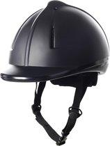 HKM Cap -Easy Plain- zwart 48-52cm