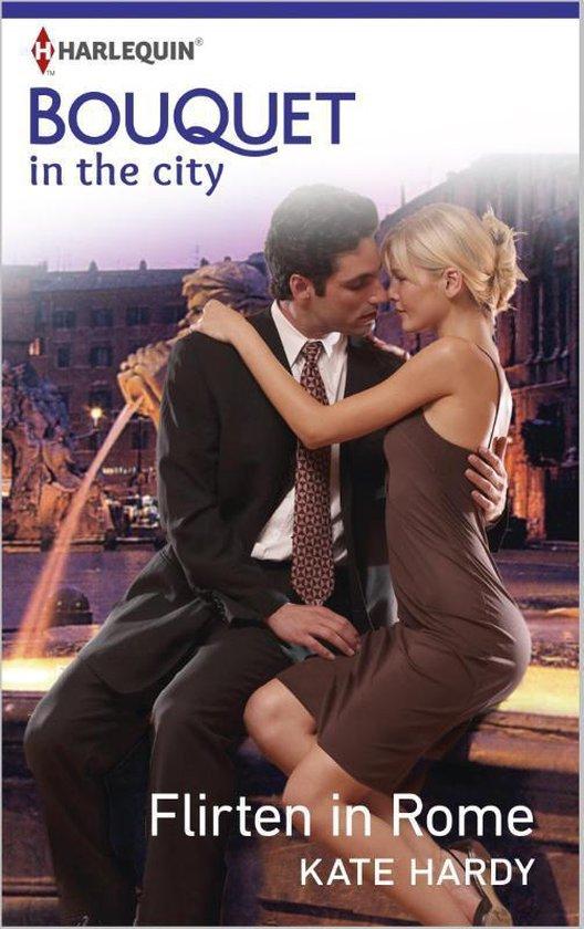 Flirten in Rome - Bouquet In the city 321A - Kate Hardy pdf epub