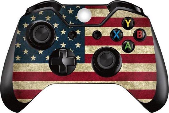 2 Xbox Controller Sticker | Xbox Controller Skin | USA VS1 | Xbox Controller Amerika VS1 Skin Sticker | 2 Controller Skins