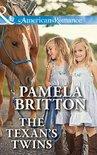 The Texan's Twins (Mills & Boon American Romance) (Texas Rodeo Barons, Book 5)