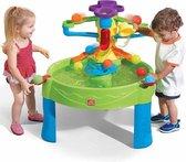 Step2 Watertafel Busy Ball Play Table - Incl. katapulten, speelballen en schepbeker