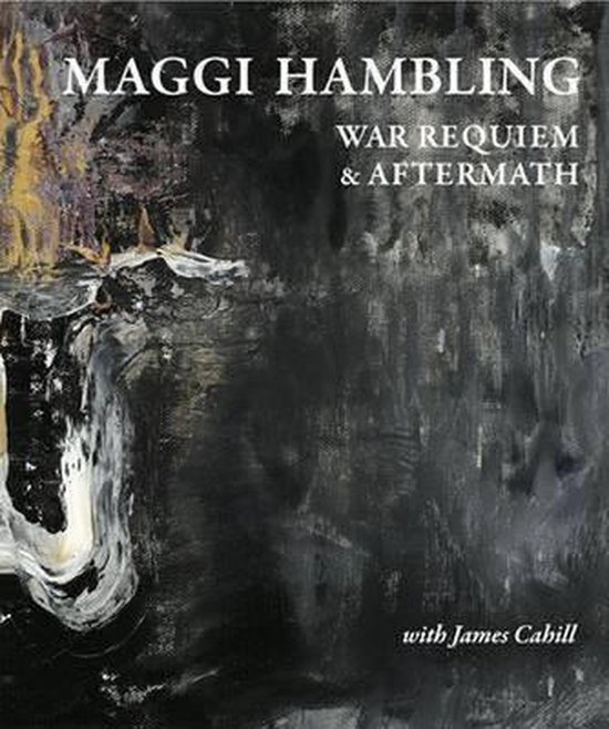 Boek cover Maggi Hambling War Requiem & Aftermath van Maggi Hambling (Paperback)