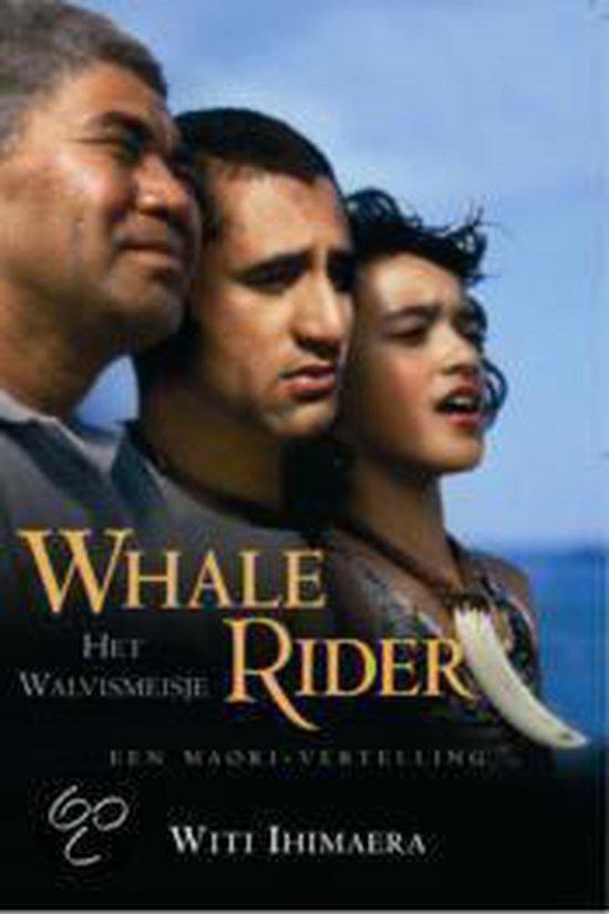 Whale Rider - Witi Ihimaera  