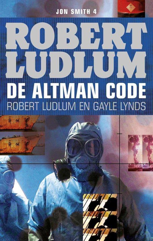 Boek cover De Altman code van Robert Ludlum (Onbekend)