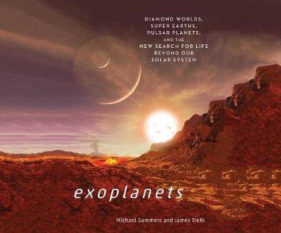 Boek cover Exoplanets van Michael Summers (Onbekend)