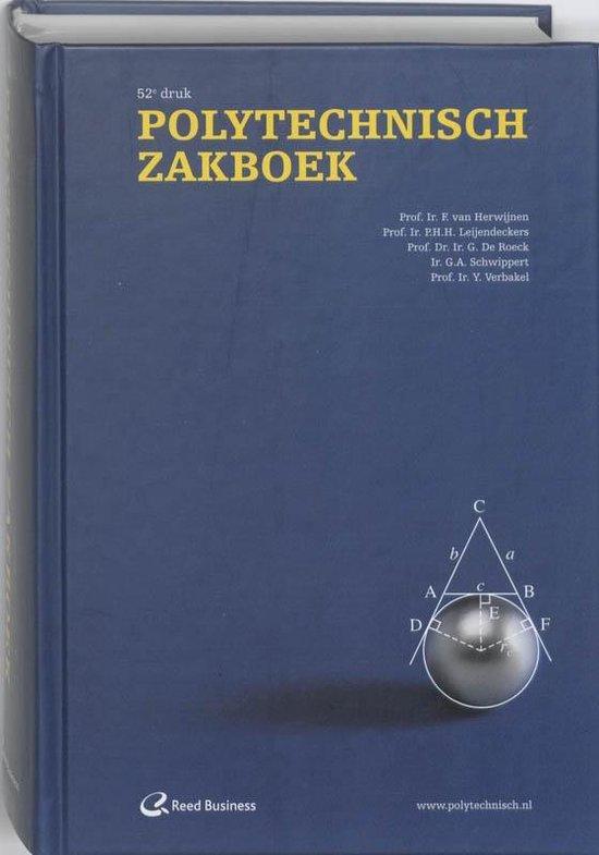 Polytechnisch Zakboek - P.H.H. Leijendeckers |