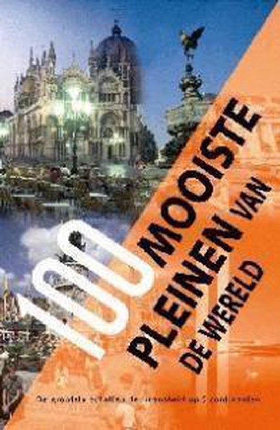 Cover van het boek '100 mooiste pleinen van de wereld'