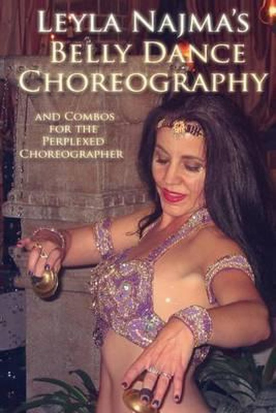 Afbeelding van Belly Dance Choreography by Leyla Najma