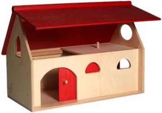 Afbeelding van het spel Van Dijk Toys Boerderij met schuifdeur
