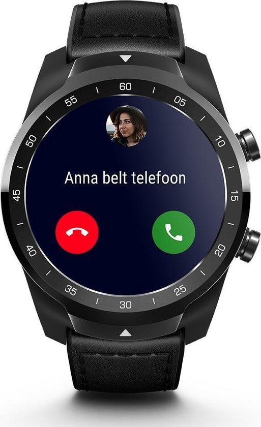 Ticwatch Pro - Premium Wear OS smartwatch - Shadow Black