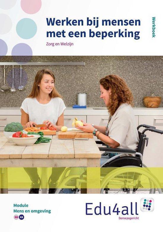 Edu4all ZW - Werken bij mensen met een lichamelijke beperking - Monique Duyvestijn |