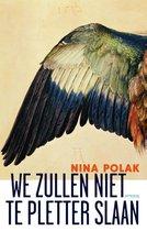 Boekomslag van 'We zullen niet te pletter slaan'