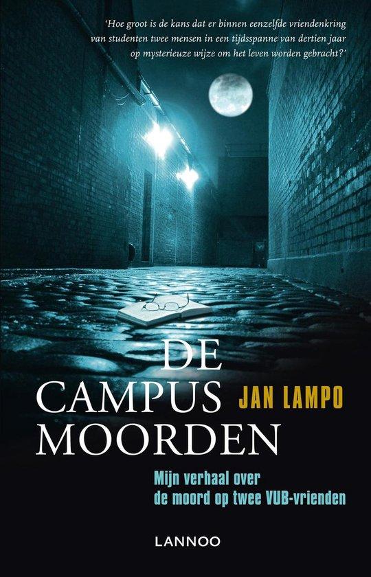 De Campusmoorden - Jan Lampo |
