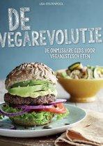 Boek cover De vegarevolutie van Lisa Steltenpool (Hardcover)