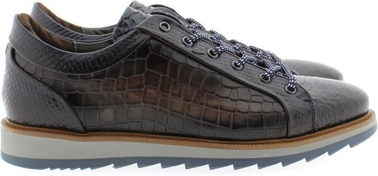 Giorgio 64931 schoenen blauw / combi, ,42 / 8