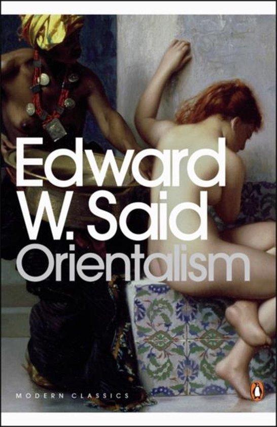 Boek cover Orientalism van Edward W. Said (Paperback)