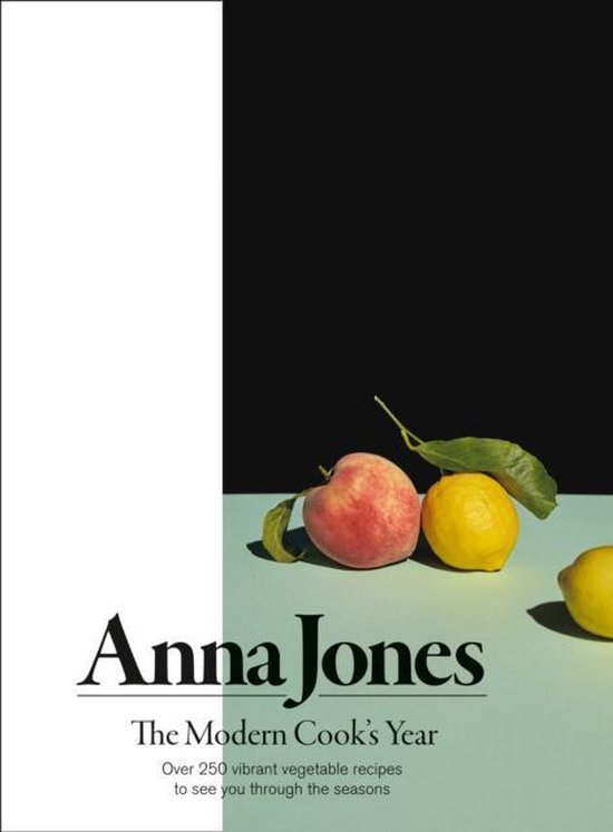 Boek cover The Modern Cooks Year van Anna Jones (Hardcover)