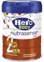 Hero Baby 2 nutrasense pep - flesvoeding - 700 gram