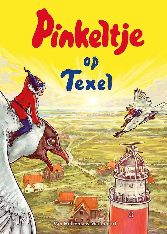 Boek cover Pinkeltje op Texel van Studio Dick Laan (Hardcover)