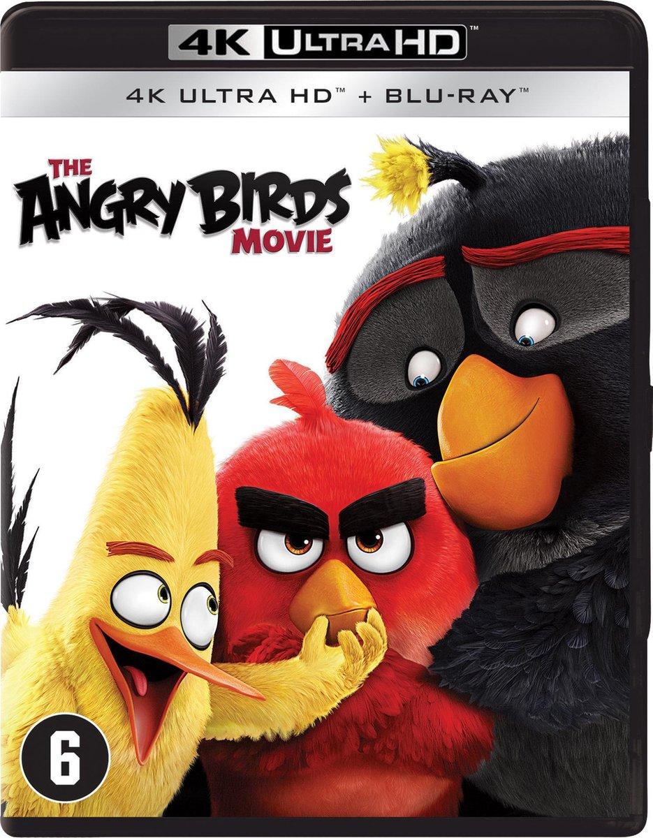 The Angry Birds Movie (4K Ultra HD Blu-ray)-