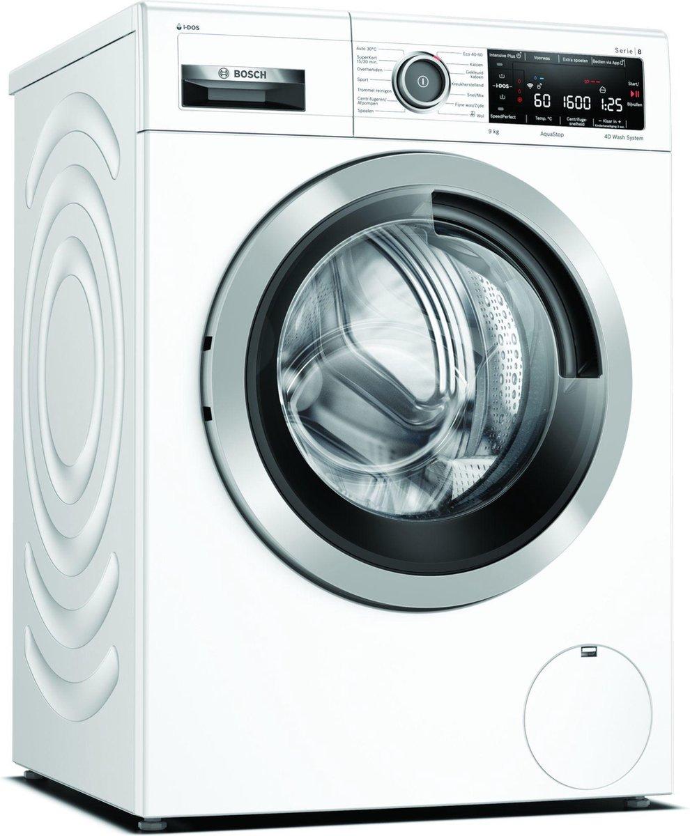 Bosch WAXH2K75NL – i-DOS – Wasmachine