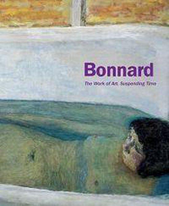 Cover van het boek 'Bonnard'