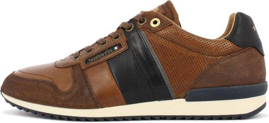 Pantofola d'Oro Carpi Uomo Lage Bruine Heren Sneaker 40